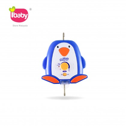 I-Baby Penguin Electronic Baby Cradle Penguin Buaian Baby Buai Bayi Elektrik