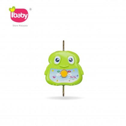 I-BABY Apple Electronic Baby Cradle Apple Buaian Baby Buai Bayi Elektrik